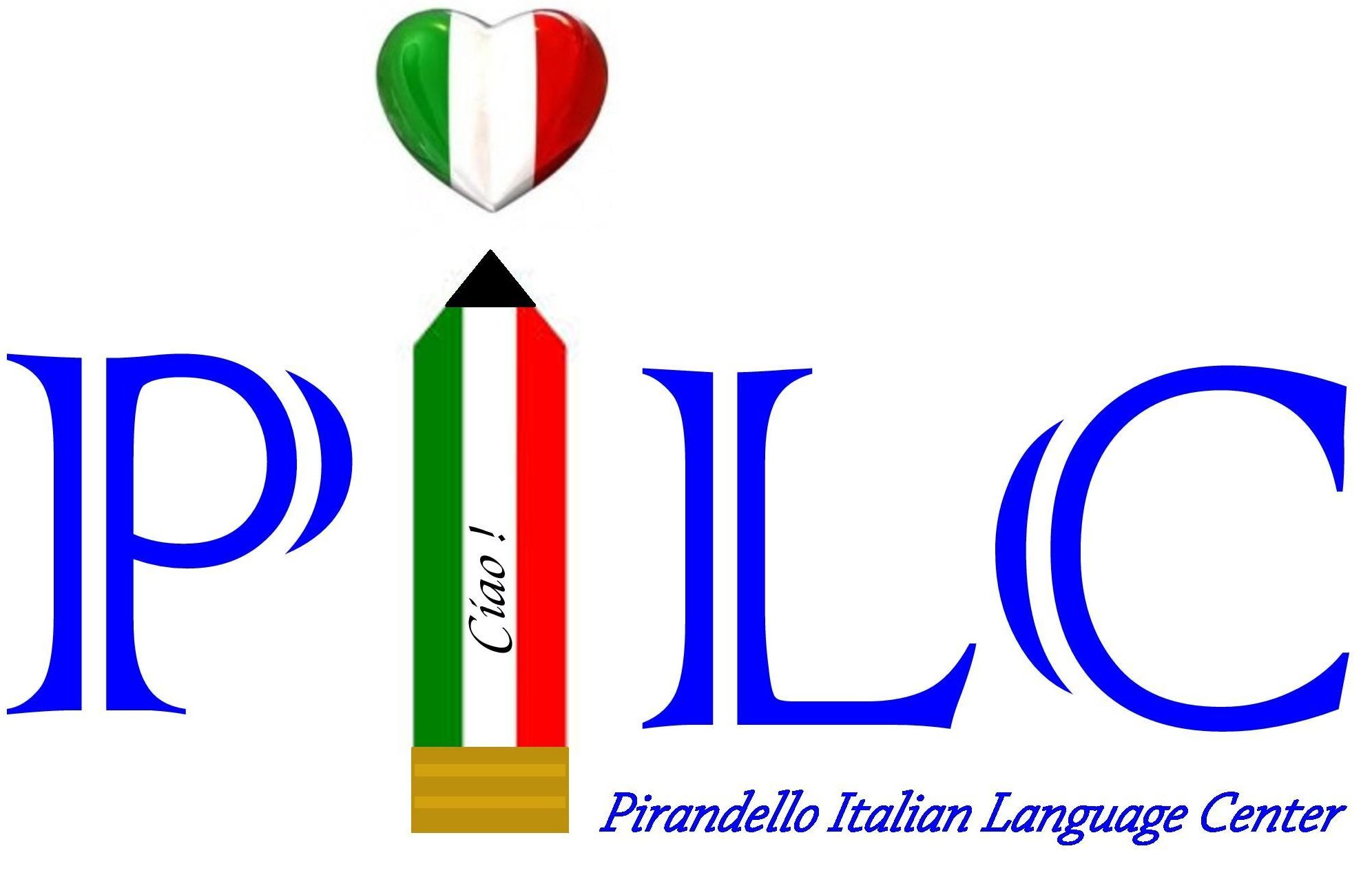 Pirandello Italian Language Center Logo